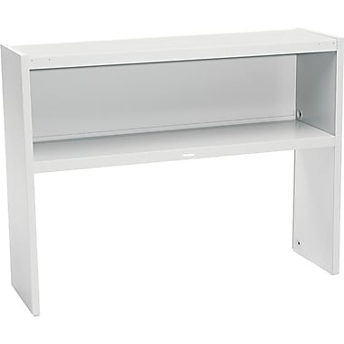 HON 48in. Stack-On Open Shelf Unit, Gray