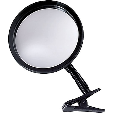 Portable Convex Security Mirror, 7in. dia.