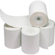 "Staples® Thermal Paper Roll, 3-1/8"" x 225', 12/Pack"
