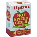 Lipton® Hot Spiced Cider, 0.6 oz. Packets, 14 Packets