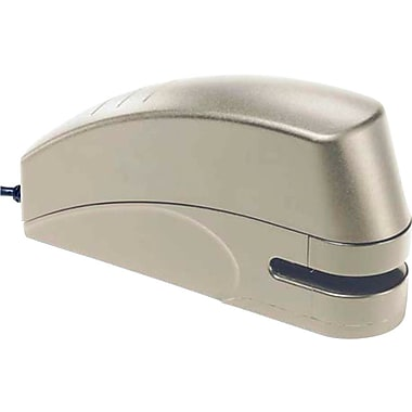 X-ACTO® Electric Stapler with Anti-Jam Mechanism, Fastening Capacity 20 Sheets/20 lb., Putty