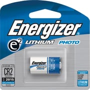 Energizer® e² Lithium Photo Battery, CR2, 3 Volt, Each