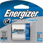 Energizer® e² Lithium Photo Battery, 223, 6Volt, Each