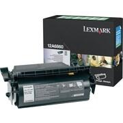 Lexmark™ – Cartouche de toner noir, 12A6860