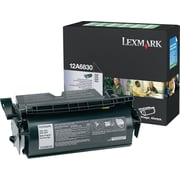 Lexmark™ 12A6830 Black Toner Cartridge