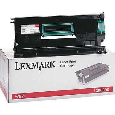 Lexmark™ 12B0090 Black Toner Cartridge