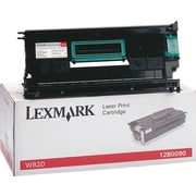 Lexmark™ 12B0090 Black Toner Cartridge
