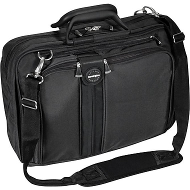 Kensington® Contour™ Laptop Case, Black, 15in.