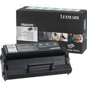 Lexmark 08A0476 Black Return Program Toner Cartridge