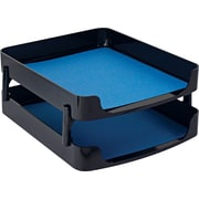 Staples® Contemporary Front-Load Tray with Supports