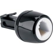 Softalk® Telephone Cord Detangler, Extended Length, Black