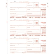 TOPS™ 1099OID Tax Form, 1 Part, Payer/State - Copy C, White, 8 1/2 x 11, 50 Sheets/Pack