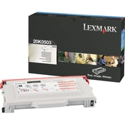 Lexmark™ 20K0503 Black Toner Cartridge