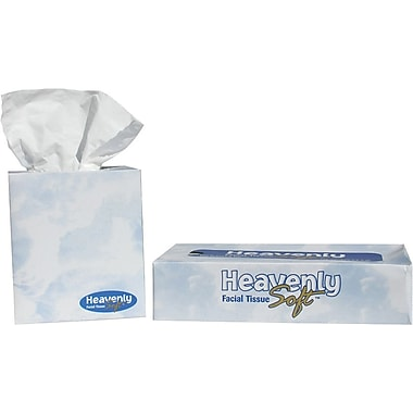 Heavenly Soft® Facial Tissues, 2-Ply