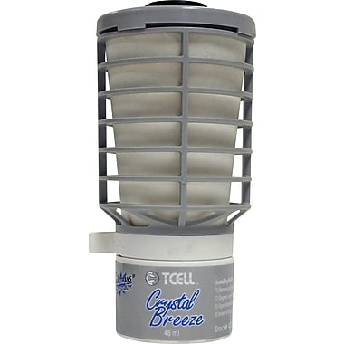 Technical Concepts TCELL™ Odor Control Refill, Crystal Breeze, 6/Case