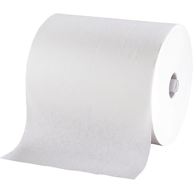 enMotion High Capacity Hardwound Paper Towel Rolls, White, 1-Ply, 6 Rolls/Case