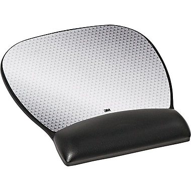 3M™ Precise™ Mouse Pad with Gel Wrist Rest