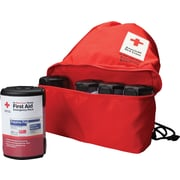 First Aid Only™ American Red Cross Emergency Smart Pack for One Person, Nylon Case