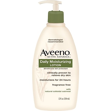Aveeno® Daily Moisturizing Lotion, 12 oz.