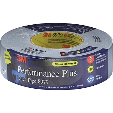 3M™ #8979 Duct Tape, Slate Blue, 2in. x 60 yds., 24/Case