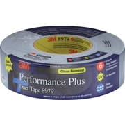 3M™ #8979 Duct Tape, Slate Blue, 2 x 25 yds., 12/Case