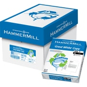 HammerMill® Great White Copy Paper, 8 1/2 x 11, Case
