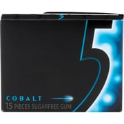 Wrigley's™ 5 Sugar-Free Gum, Cobalt®, 10 Packs/Box