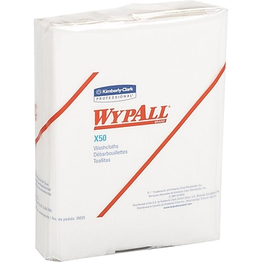 Kimberly-Clark® WypAll® X50 Wipers, 32/Case