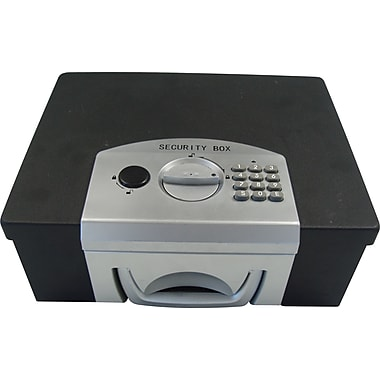 SteelMaster® Electronic Security Boxs