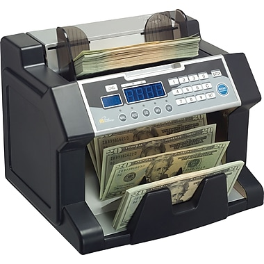 Royal Sovereign Digital Bill Counter, 1,200 Bills per Minute