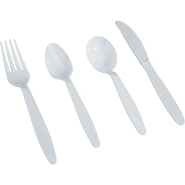 Dixie® Heavy Weight Plastic Cutlery