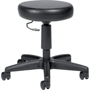 Global File Buddy Stool, Black