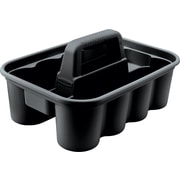 Rubbermaid Deluxe Cleaning Supply Carry Caddy, Gray
