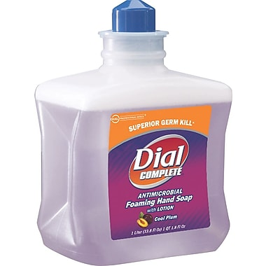 Dial® Foaming Soap Dispenser & Refill