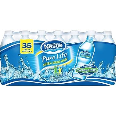 Nestlé® - Eau Pure Life, bouteilles de 500 ml, paq./35