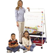 "Balt TLC-2 Deluxe, Teacher's Classroom, 54"" x 28"" x 30"" Whiteboard Easel (805)"