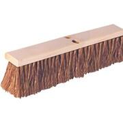 """O'Dell Palmyra Fiber Floor Brush Head, 36"""" Block"""