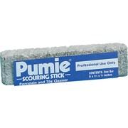 """Pumie® Pumice Scouring Stick, 1 1/4""""H x 6""""W x 3/4""""D, 1 Dozen"""