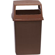 Rubbermaid Glutton® Container Open Lid, 56 gal.