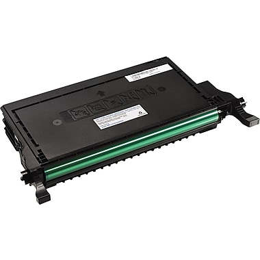 Dell R717J Black Toner Cartridge, High Yield