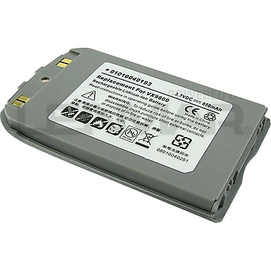 Lenmar Replacement Battery for LG VX9800 Cellular Phones