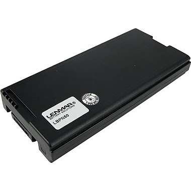 Lenmar Replacement Battery For Panasonic Laptop Computers (LBPN50)