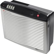3M™ OAC250 Office Air Cleaner With Filtrete Filter, Silver/Black
