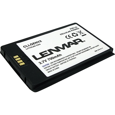 Lenmar Replacement Battery for LG EnV2, VX9100 Cellular Phones
