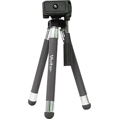 Vivitar VT-41 8 Section Tripod, Silver