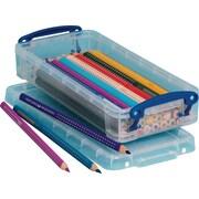 Really Useful Boxes® – Boîte à crayons de 0,55 l