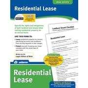 Adams Residential Lease