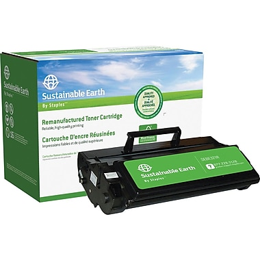 Sustainable Earth by Staples™ Reman Laser Toner Cartridge, Lexmark 12A7305, 12A7400, 12A7405