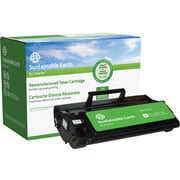 Sustainable Earth by Staples Remanufactured Black Toner Cartridge,  Lexmark E321, High Yield