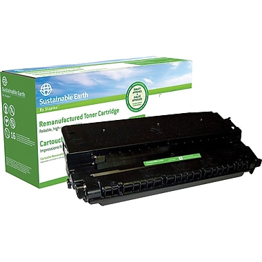 Staples™ Remanufactured Black Toner Cartridge, Canon E40 (1491A002AA)